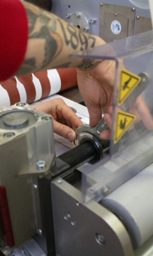 azienda amonn manutenzione tipografia amonn print